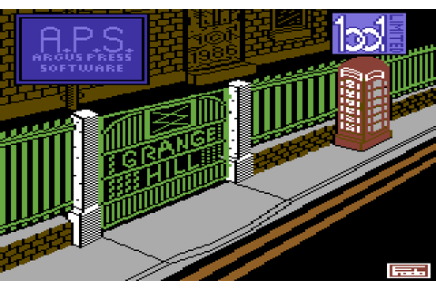 Grange Hill: The Computer Game (1987) by Binary Design C64 ...