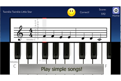 Piano Tutor app review | Free apps for Android and iOS