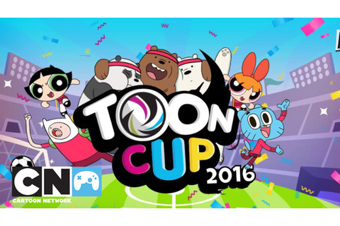 Toon Cup 2016 | Cartoon Network Game | Cartoon Network ...