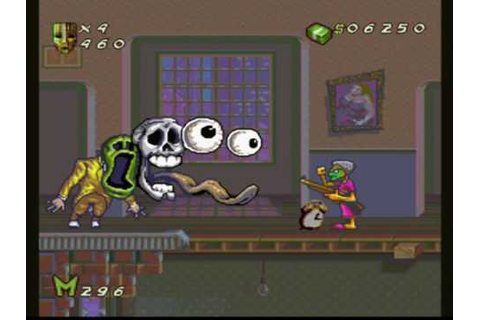 Super Nintendo - The Mask (1995) - YouTube