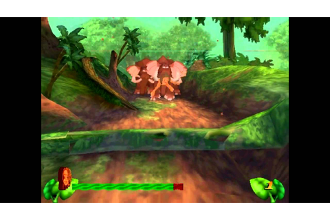 Tarzan Action Game[Play] Odcinek 4 - YouTube