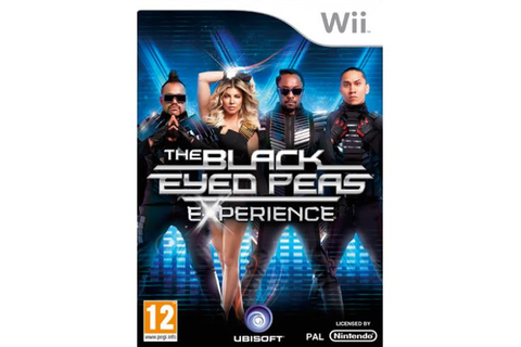 THE BLACK EYED PEAS EXPERIENCE PARTY GAME - WII San Marino