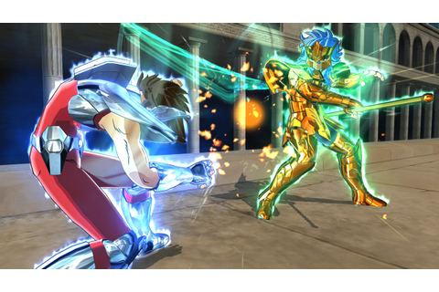 Download Saint Seiya: Soldiers' Soul Full PC Game