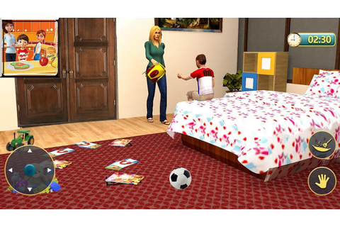 Virtual Mother - Happy Family Life Simulator Game (by 3D ...