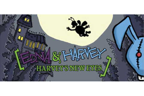 Edna & Harvey: Harvey's New Eyes on Steam