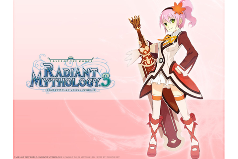 Download Tales of The World Radiant Mythology 3 [ English ...