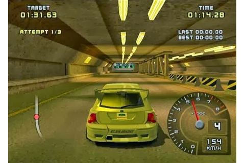 Ford Racing 2 Game