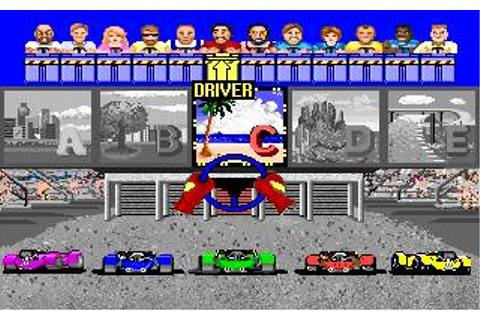 Power Drift Download (1990 Sports Game)