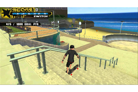 Tony Hawk Underground 2 Remix PSP Gameplay - YouTube