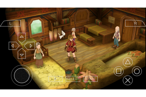 Tales Of The World Radiant Mythology PSP ISO Free Download ...