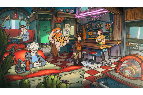 Deponia Doomsday Steam Key for PC, Mac and Linux - Buy now