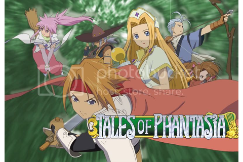 Anime: Tales Of Phantasia Online 4/4 + Game - Buenaisla