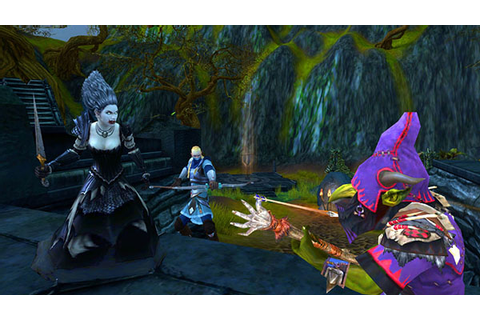 Warhammer Online: Wrath of Heroes enters open beta ...