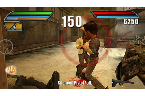 Screens: Dead to Rights: Reckoning - PSP (2 of 25)