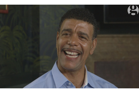 Chris Kamara: 'I'm having a ball. Somebody pinch me ...