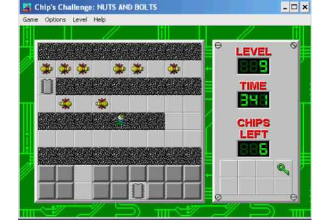 DO YOU REMEMBER?- Windows 95 Games 2- Chip's Challenge ...