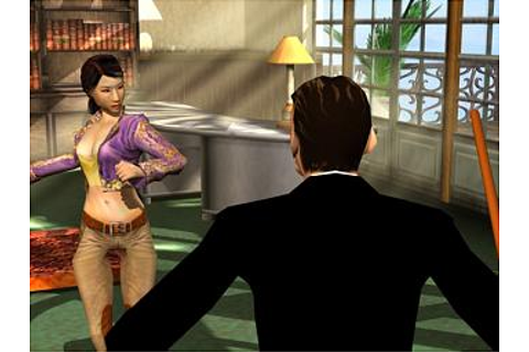 Screens: Charlie's Angels - GameCube (8 of 12)