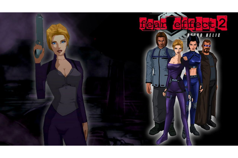 Fear Effect 2: Retro Helix HD [EPSXE] - #03 80th & 86th ...