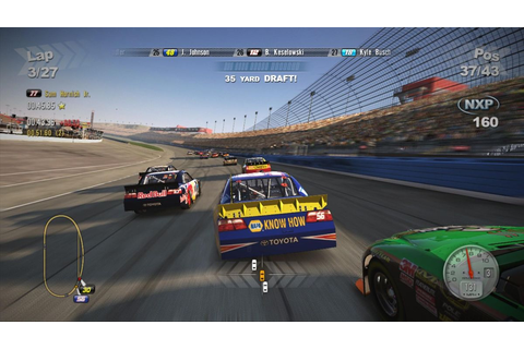 NASCAR The Game: 2011 review | GamesRadar+