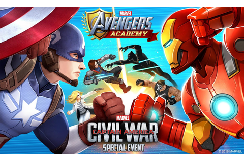 MARVEL Avengers Academy 1.0.51 Mod (Free Store, Free ...