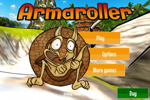 Dial A For Armadillo In Armaroller