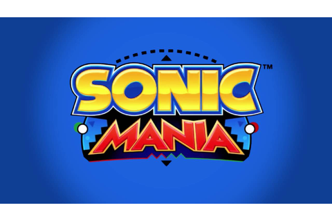 Sonic Mania OST - Title Screen (Extended/Custom Loop ...