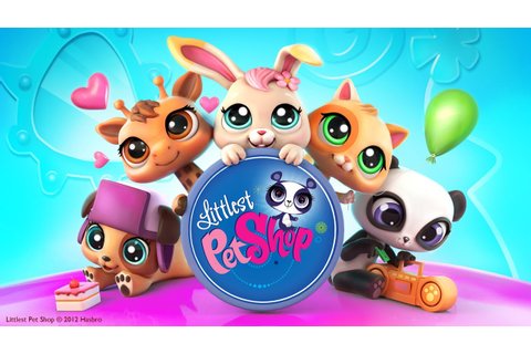 LITTLEST PET SHOP - Mobile Game Trailer - YouTube