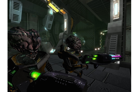 Alien Arena 2008 version 7.21 released! news - Mod DB