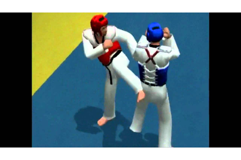taekwondo game - YouTube