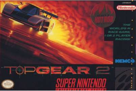 Game: Top Gear 2 [SNES, 1993, Kotobuki System] - OC ReMix