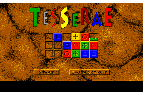 Download Tesserae - My Abandonware