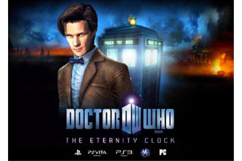 File:Doctor Who, The Eternity Clock Cover Art.jpg - Wikipedia