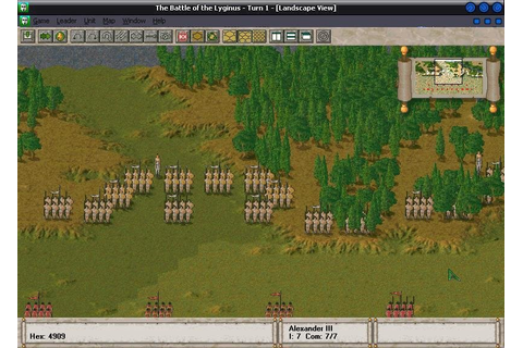Great Battles of Alexander - PC Review and Full Download ...