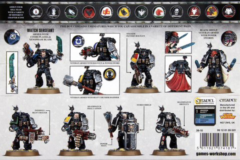 Warhammer 40,000 Deathwatch Kill Team | at Mighty Ape NZ