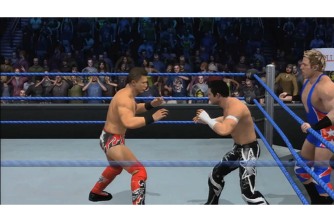 Download WWE Smackdown VS Raw Free PC Full Version Game ...