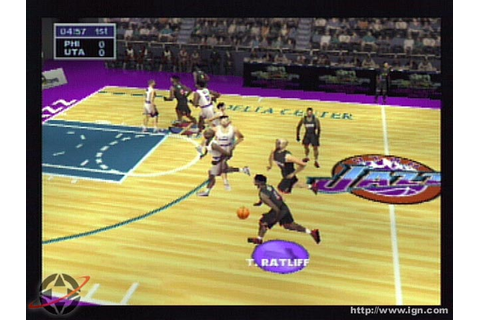 NBA Jam 2000 Screenshots, Pictures, Wallpapers - Nintendo ...