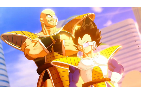 Dragon Ball Z Kakarot Announced, Gameplay Shown in New Trailer