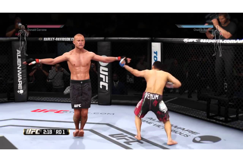 EA Sports UFC 2 (Xbox One) Review – STG