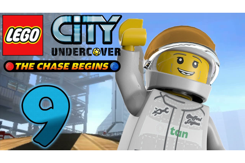 Let's Play Lego City Undercover The Chase Begins Part 9 ...