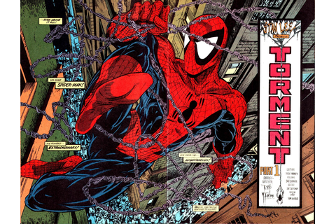The Return of Todd McFarlane's Spider-Man ...