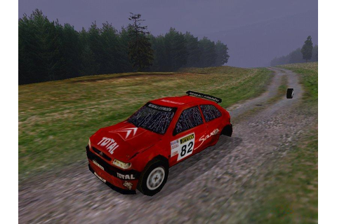 Rally Championship 2000 Download (1999 Simulation Game)