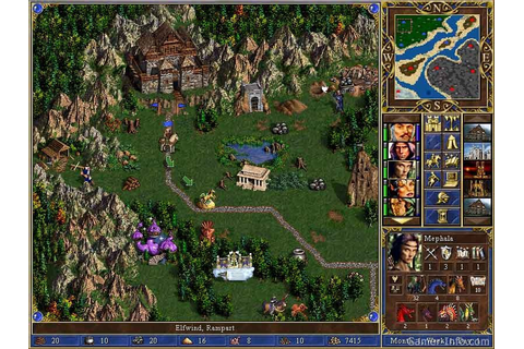 Heroes Chronicles: Clash of the Dragons (2000 video game)