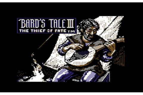 The Bard's Tale III: Thief of Fate | ClassicReload.com