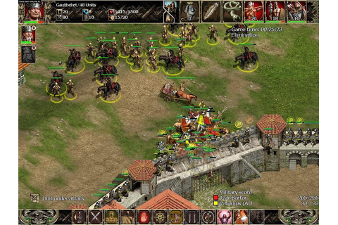 Imperivm III: The Great Battles of Rome - screenshots ...