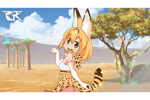 Why I LOVE Kemono Friends (And So Should You!) - YouTube