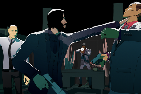 John Wick Hex review: cerebral action doesn't match the ...
