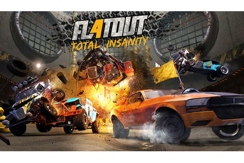 FlatOut 4: Total Insanity Free Download « IGGGAMES