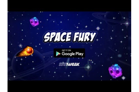 Best Space Arcade Game Space Fury by Systweak - YouTube