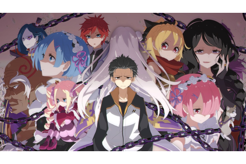 22 Facts about Re:Zero kara Hajimeru Isekai Seikatsu ...