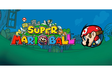 Super Mario Ball | Game Boy Advance | Games | Nintendo